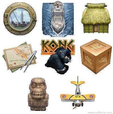 Kong Icons
