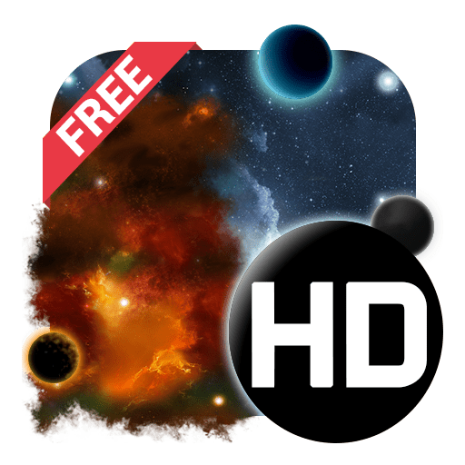 3D Galaxy Live Wallpaper 6.20.3.1