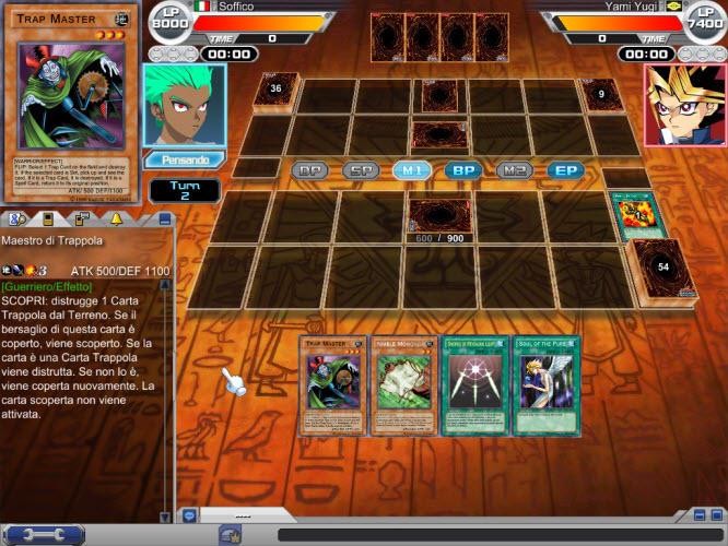 Yu-Gi-Oh! Online 3