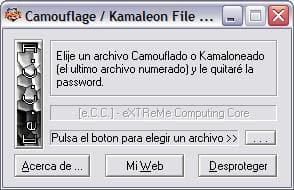 Camouflage/Kamaleon Generic File Patcher