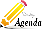 Stickyagenda 1.4