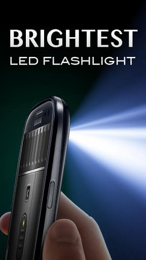 Superheldere LED Zaklamp