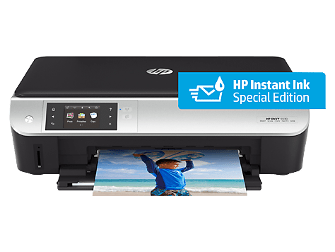HP ENVY 5530 e-All-in-One Printer series drivers
