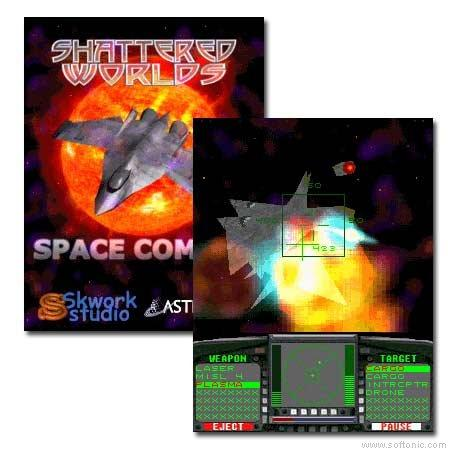 Shattered Worlds: Space Combat