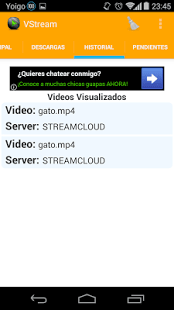VStream -Streaming Download