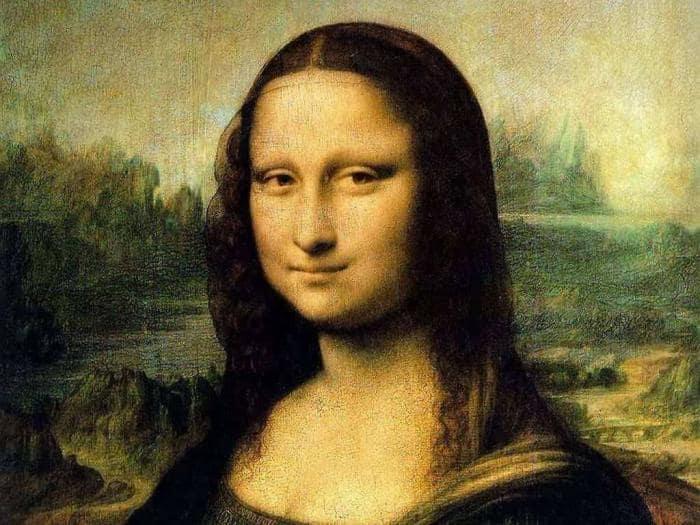 Mona Lisa Desktop Wallpaper