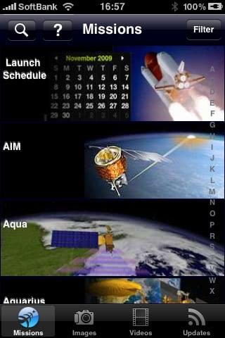 NASA App