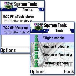 Psiloc System Tools