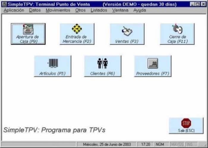 SimpleTPV