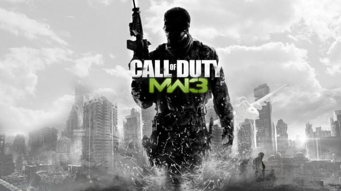 Fond d'écran Call of Duty: Modern Warfare 3