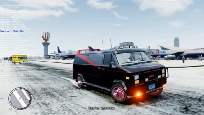 Pack de coches GTA IV Ultimate