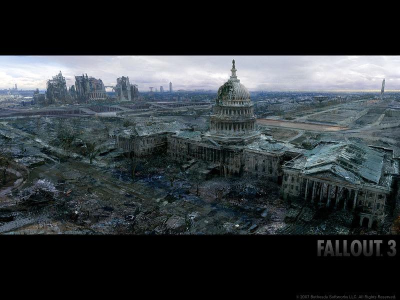 Fallout 3 HD Wallpaper Pack