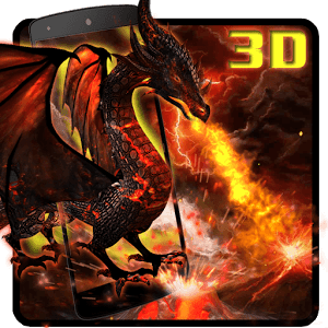 3D Fire dragon 1.1.4