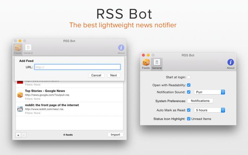RSS Bot - News Notifier