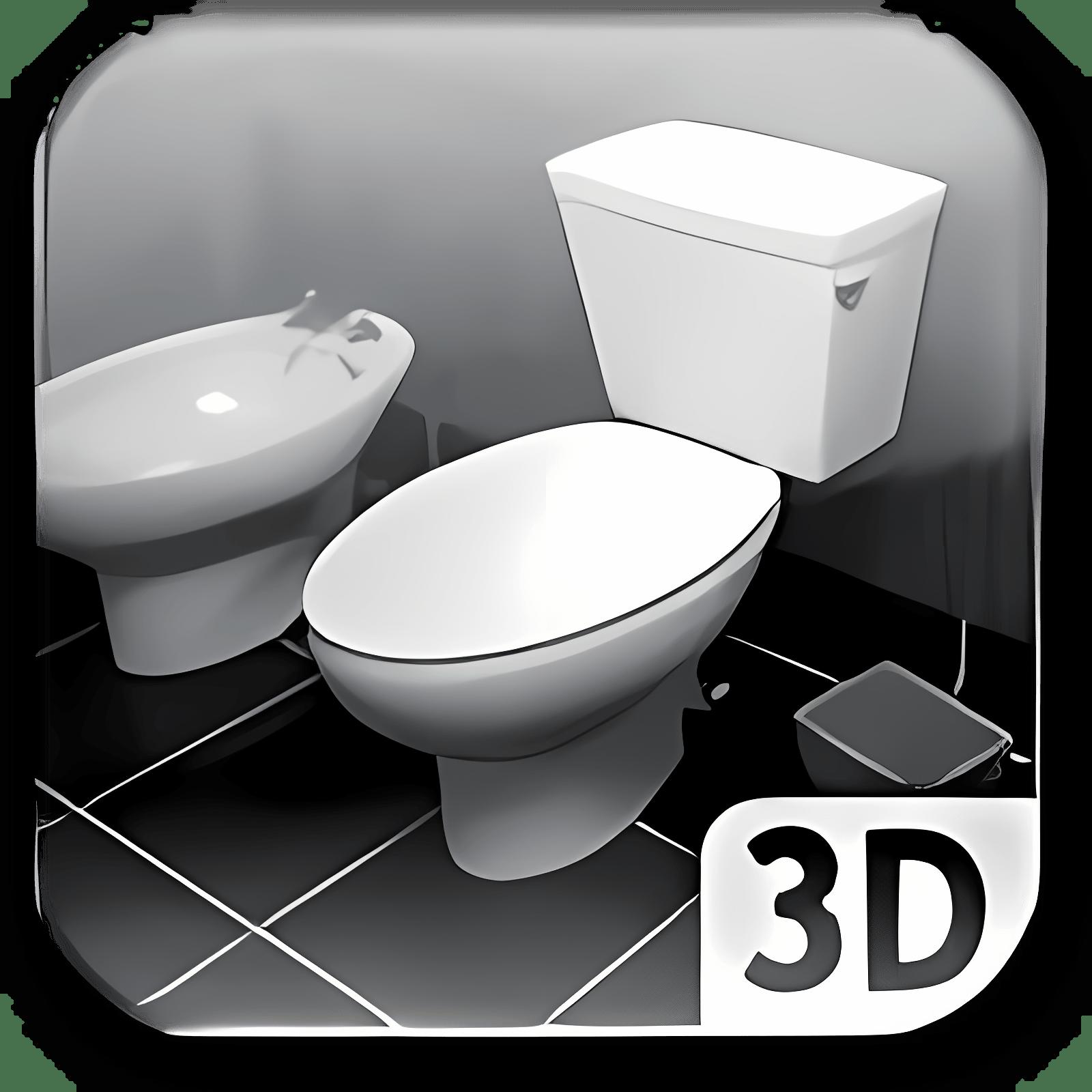 Escape 3D: The Bathroom 1