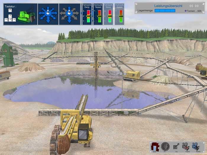 Bagger-Simulator