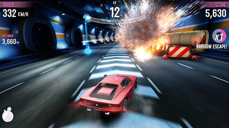 Asphalt Overdrive pour Windows 10