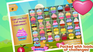 Find My Cupcake! Cupcake World Games Find Edition