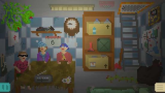 Alive In Shelter 18 DLC