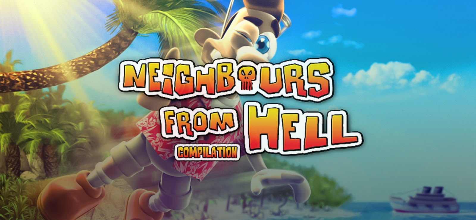Neighbours From Hell Compilation varies-with-device