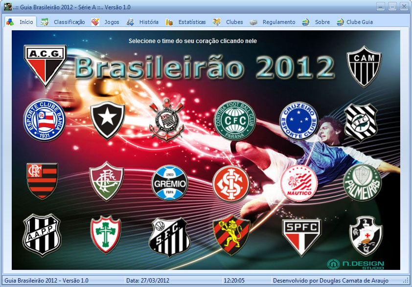 Guia Brasileirão 2012