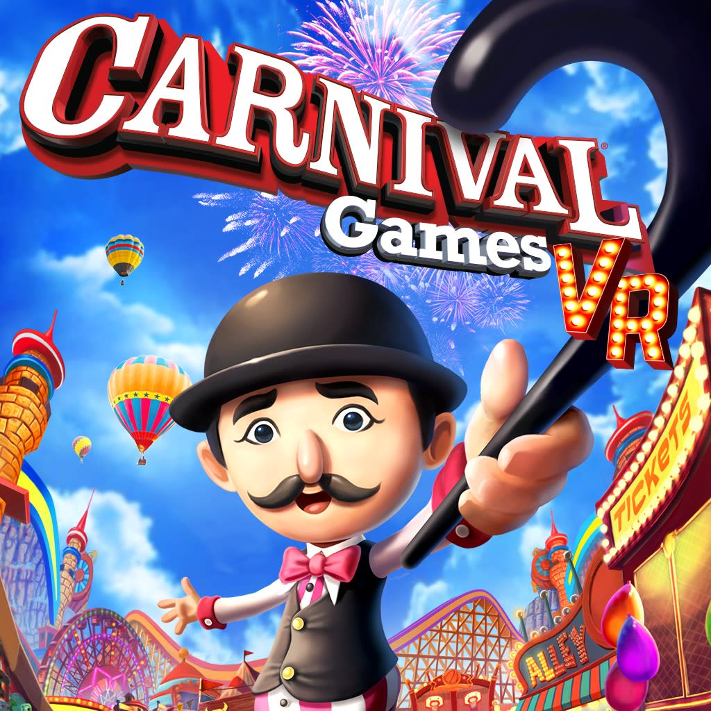 Carnival Games PS VR PS4 varies-with-device