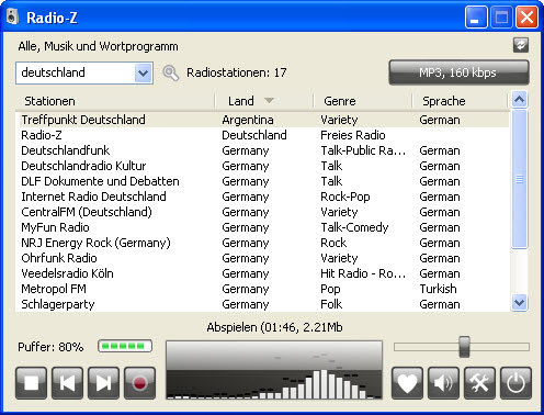 Radio Sure