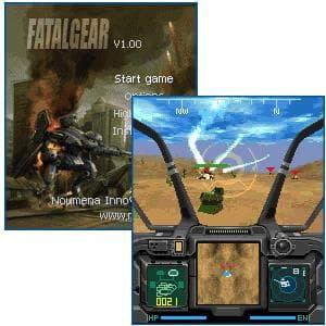 MGS Fatal Gear