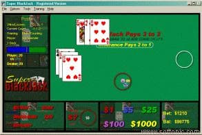 Rob's Super BlackJack