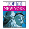 New York DK Eyewitness Top 10 Travel Guide & Map 2.00.30