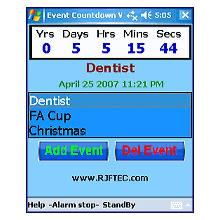 Evente Countdown