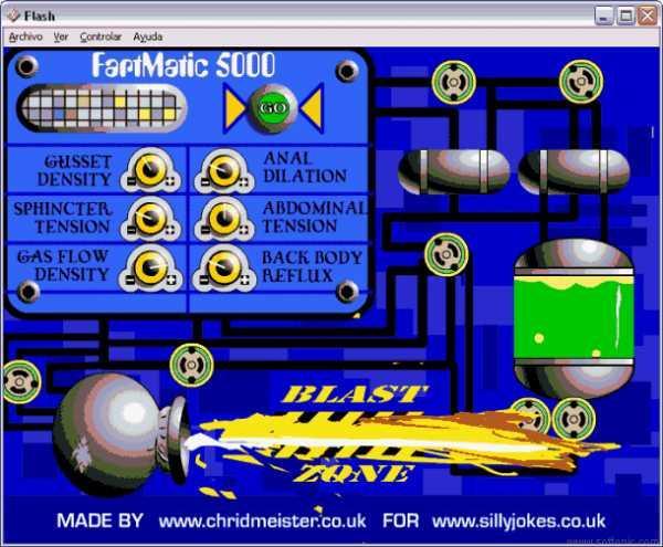 FartMatic