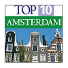 Amsterdam DK Eyewitness Top 10 Travel Guide & Map 2.00