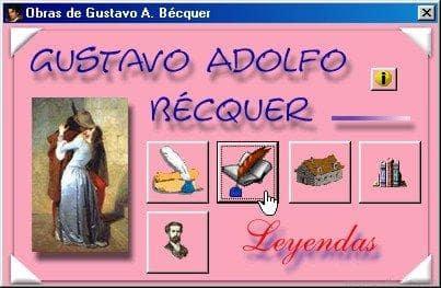 Obras de Gustavo Adolfo Bécquer