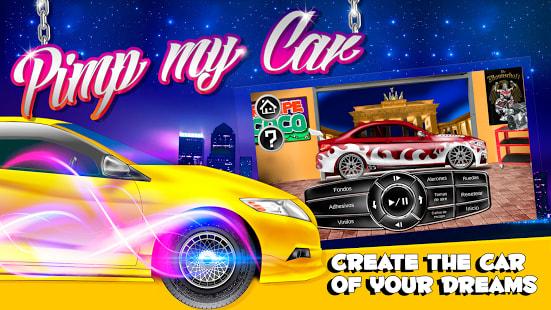 Juegos de tunear: Pimp my car