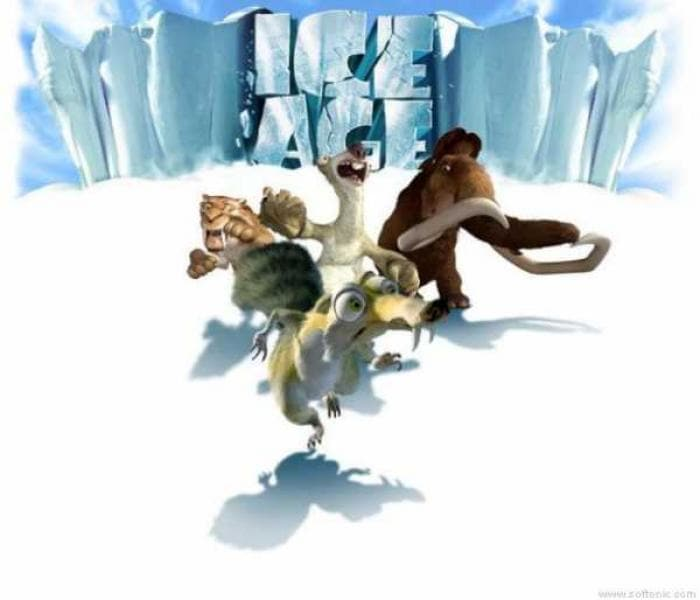 Ice Age Wallpaper (1024x768)