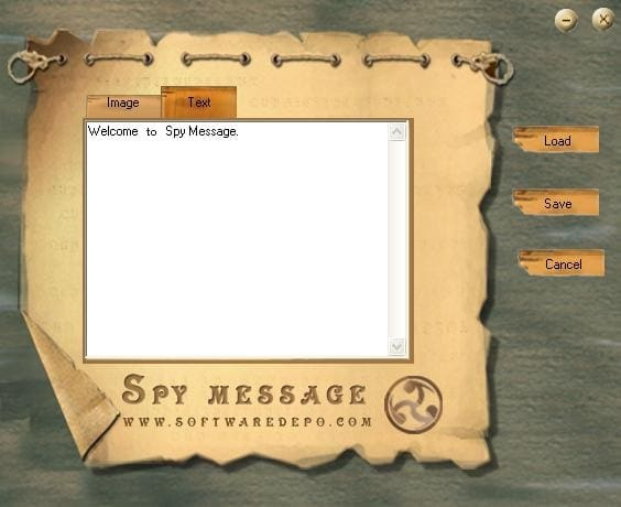Free Spy Message