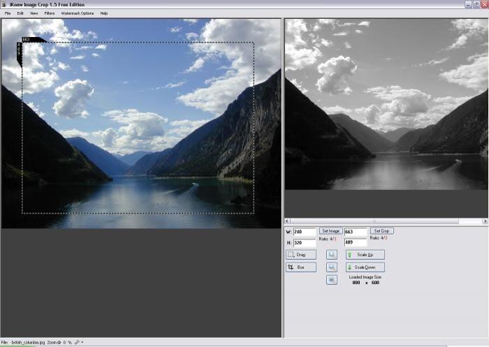 iKnow Image Crop