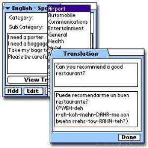 Phrases English-Spanish