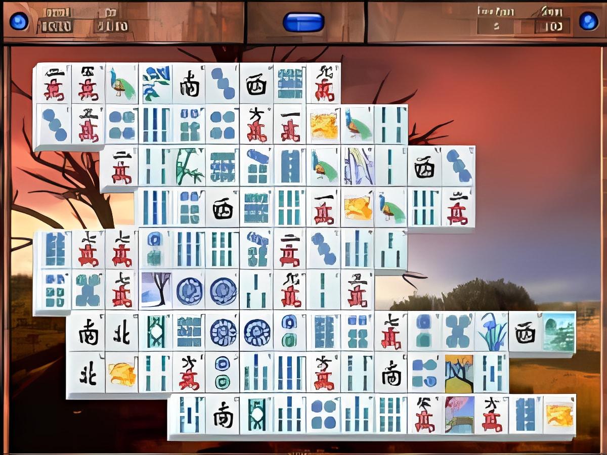 gekko mahjongg