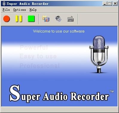 Super Audio Recorder