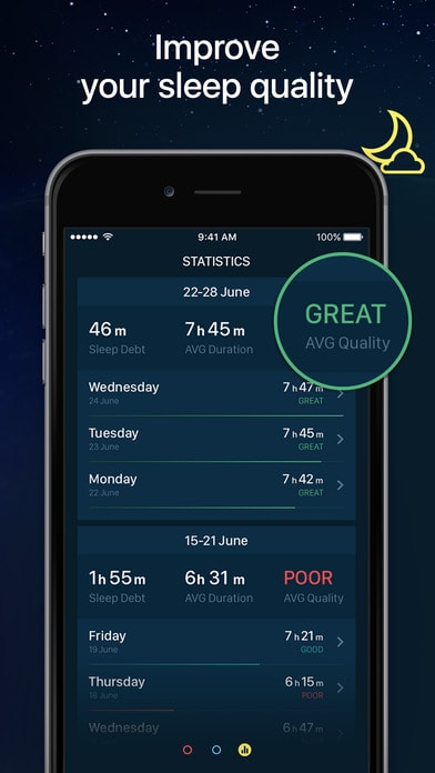 Good Morning Alarm Clock - Sleep Cycle Alarm Clock
