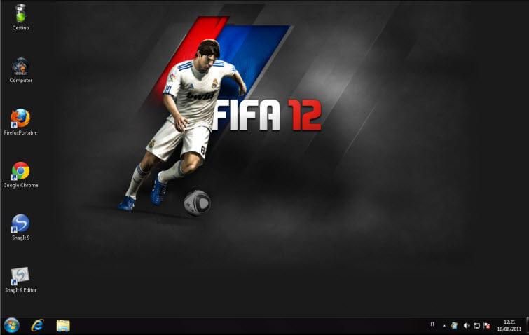FIFA 12 Wallpaper