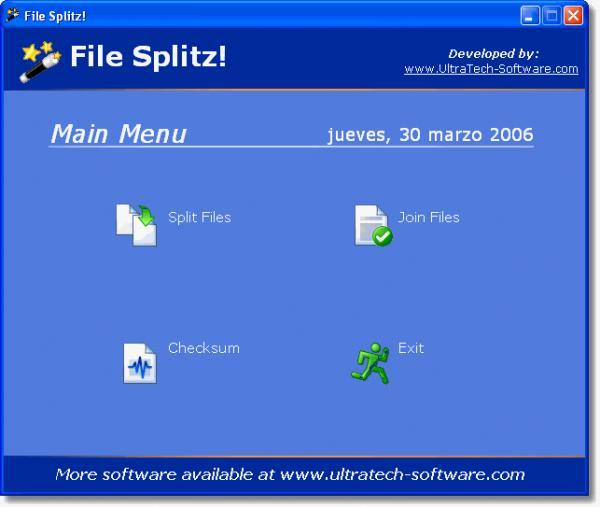 File Splitz!