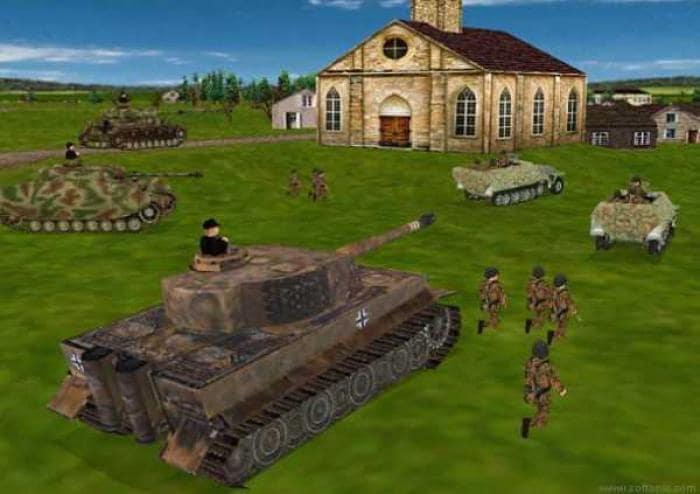 Combat Mission Demo