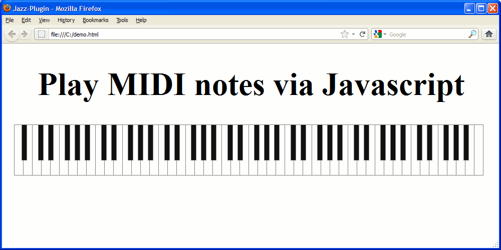 Jazz-Plugin for Win32