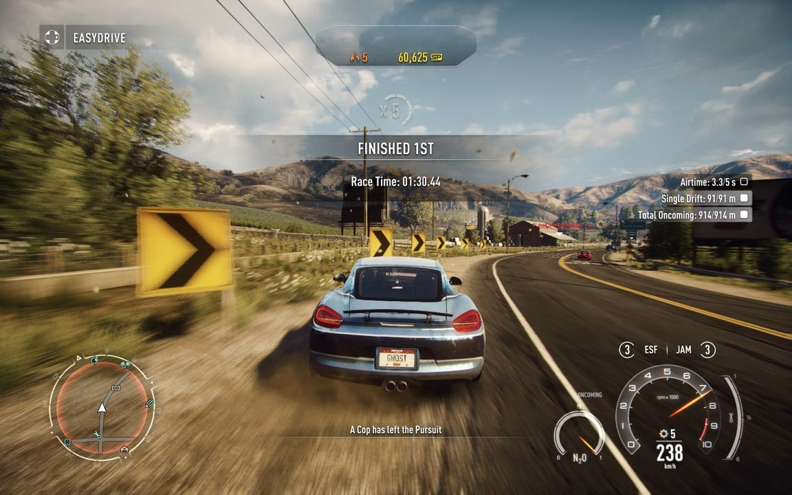 Drive the most stunning cars, win races and escape from the police. Sports car  races are back on your computer. In Need for Speed Hot Pursuit 2 you will...