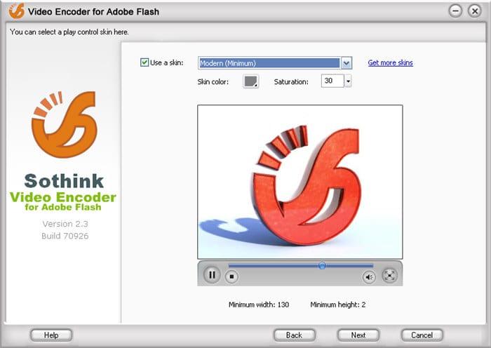 Sothink Video Encoder for Adobe Flash