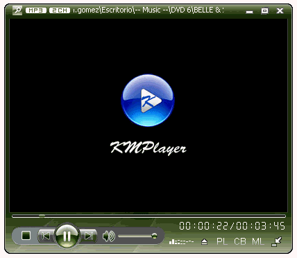 KMPlayer Vista Live