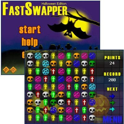 Fast Swapper (Halloween edition)